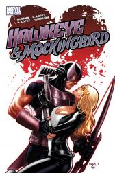 Hawkeye &amp; Mockingbird #6 