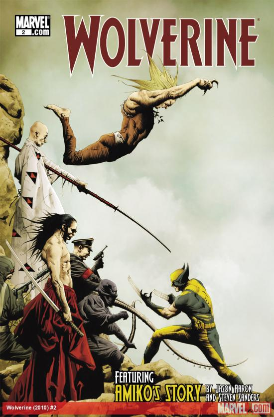 Wolverine (2010) #2
