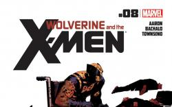 Wolverine & the X-​Men (2011) #8