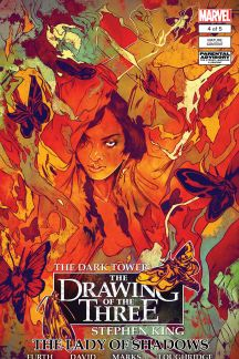 Dark Tower: The Drawing of the Three - Lady of Shadows #4