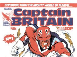 CAPTAIN BRITAIN (1985-1986)