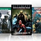 Marvel iPad/iPod App: Latest Titles 3/9/11