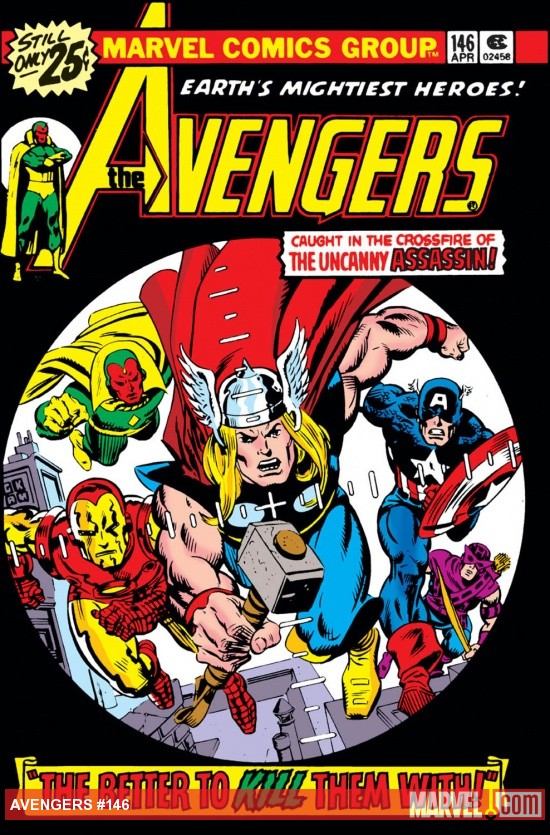 Avengers (1963) #146