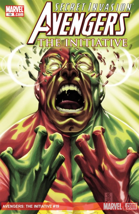 Avengers: The Initiative (2007) #19