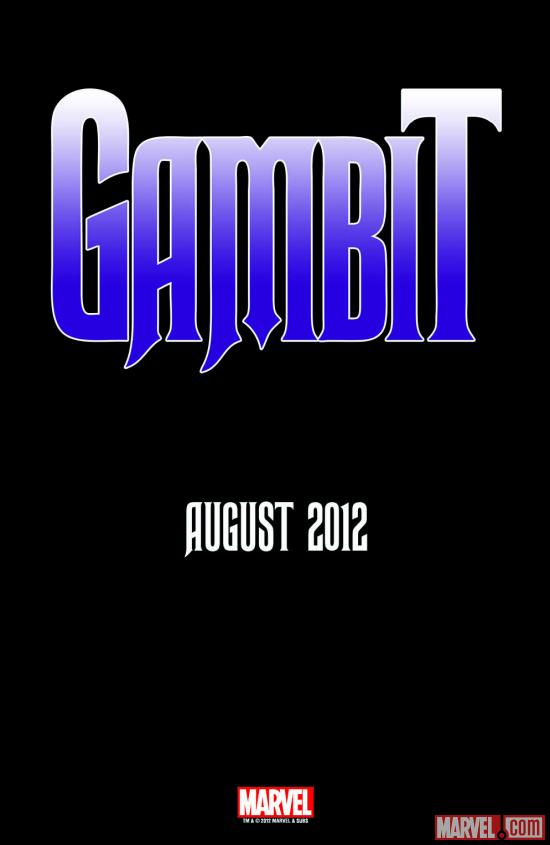 Coming Soon: Gambit