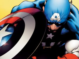 Follow the History of Captain America Pt. 38
