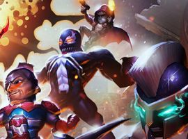 Marvel Mighty Heroes: Proving Grounds