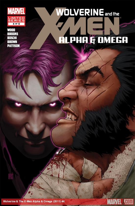 Wolverine &amp; The X-Men Alpha &amp; Omega (2011) #4
