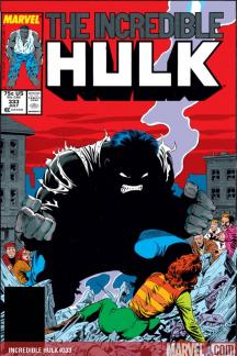 Incredible Hulk #333