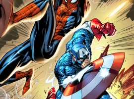 Sneak Peek: Avenging Spider-Man Campbell Variant