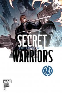 Secret Warriors #24
