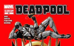 DEADPOOL 51 2ND PRINTING VARIANT
