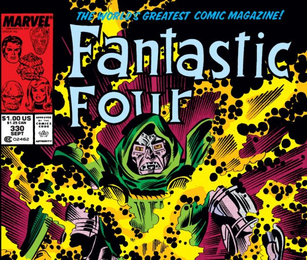 Fantastic Four (1961) #330 Cover