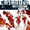 CASANOVA #2 SECOND PRINTING VARIANT COVER by Fabio Moon and Gabriel Ba