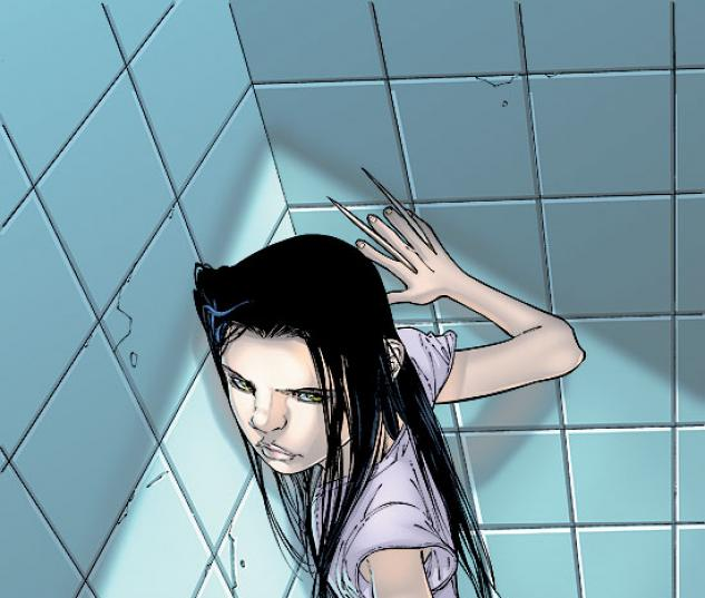 X-23 (2006) #2 COVER