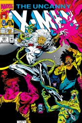 Uncanny X-Men #291 
