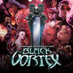 Guardians of the Galaxy & X-Men: The Black Vortex Alpha