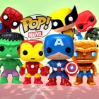 Marvel goes POP! with New Funko Bobble-Heads