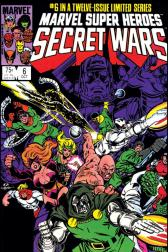 Secret Wars #6 