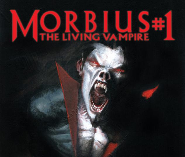 Morbius: The Living Vampire 2013 Cover #1