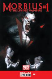 Morbius: The Living Vampire #1 