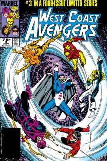 West Coast Avengers Annual #3