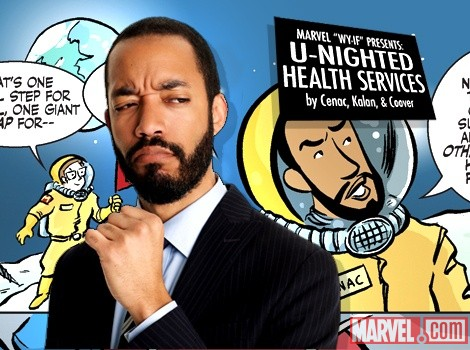 The Shameless: Wyatt Cenac