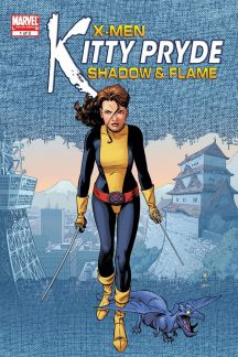 X-Men: Kitty Pryde- Shadow & Flame #1