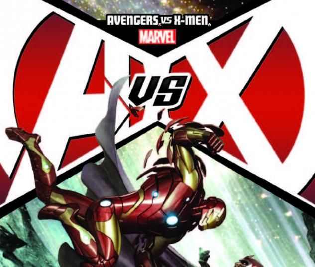 AVENGERS VS. X-MEN 12 GRANOV VARIANT (WITH DIGITAL CODE)