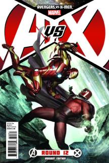 Avengers VS X-Men (2012) #12 (Promo Variant)