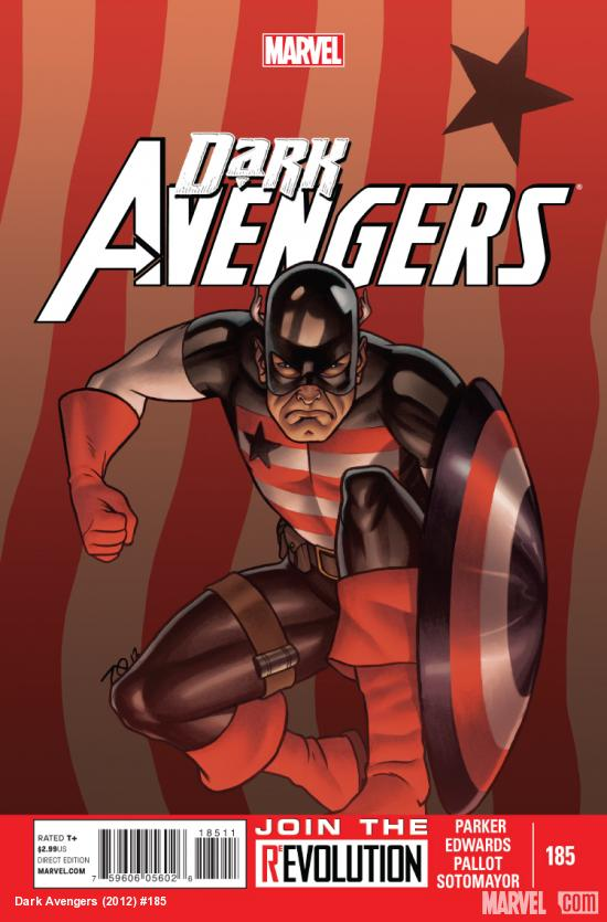 cover from Dark Avengers (2012) #185
