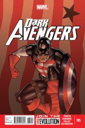 Dark Avengers #185 