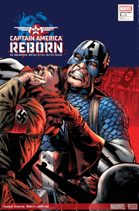 Captain America: Reborn (2009) #2