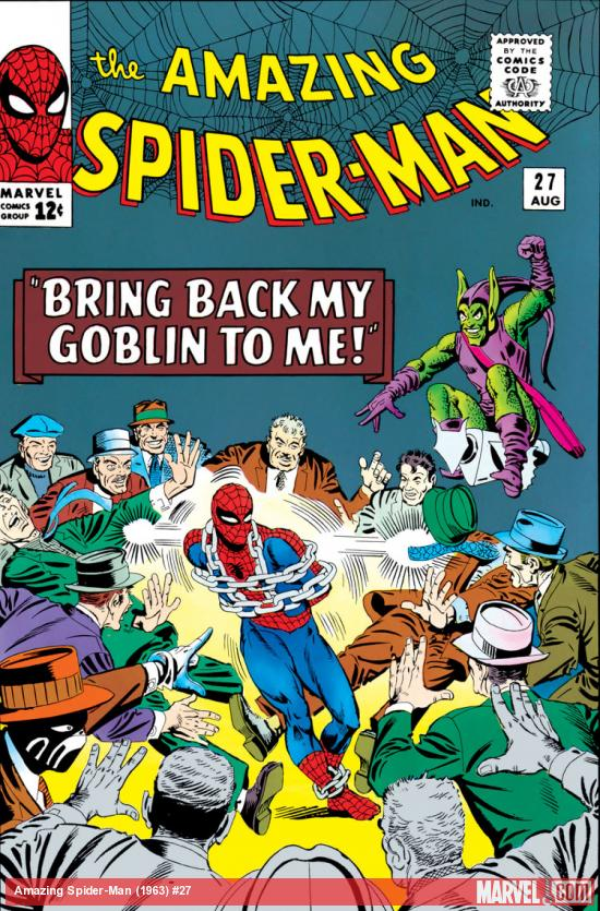 Amazing Spider-Man (1963) #27