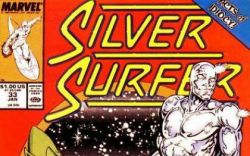 Silver Surfer #33