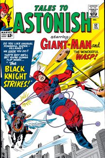 Tales to Astonish #52