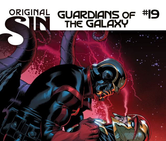 GUARDIANS OF THE GALAXY 19 (SIN, WITH DIGITAL CODE)