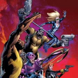 Enter the Heroic Age (2010) #1