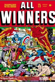 All-Winners Comics (1941) #12