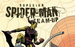 SUPERIOR SPIDER-MAN TEAM-UP 11 (WITH DIGITAL CODE)