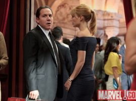 Jon Favreau and Gwyneth Paltrow