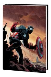 Captain America Vol. 1: Castaway in Dimension Z Book 1 (Hardcover)