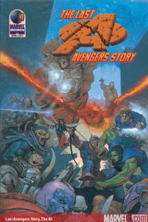 The Last Avengers Story #2