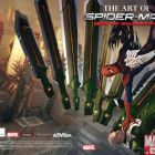 The Art of Spider-Man: Web of Shadows full cover