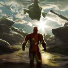 Iron Man Video Game Concept Art