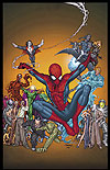 Official Handbook of the Marvel Universe (2004) #12 (SPIDER-MAN)