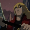 Marvel.com exclusive screenshot of Thor in Thor: Tales of Asgard