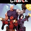 Cable (2008) #14, 50/50 Variant