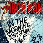 Iron Man #182 cover