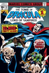 Tomb of Dracula #58 
